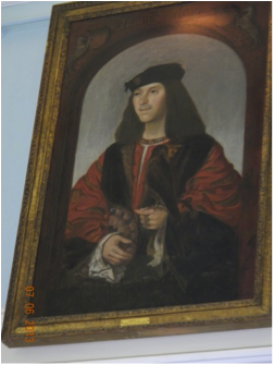 James IV Painting